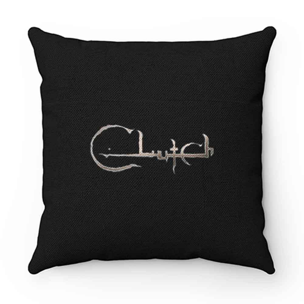 Clutch Band Pillow Case Cover