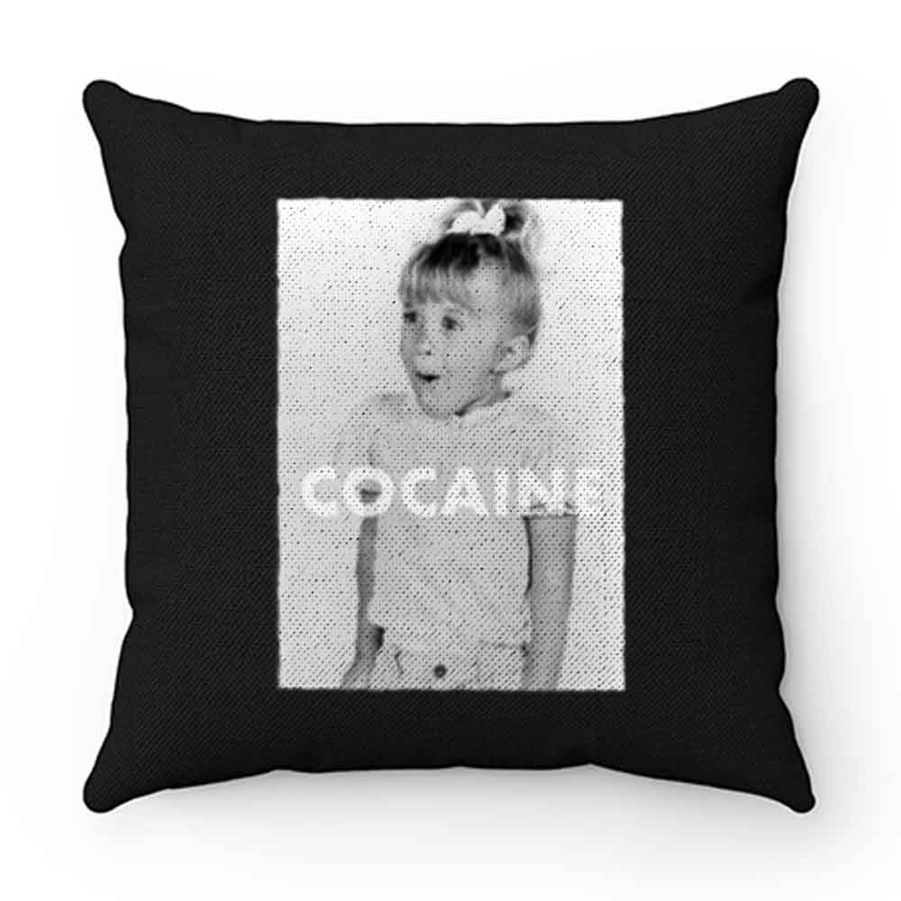 Cocaine Drug High Funny Pillow Case Cover