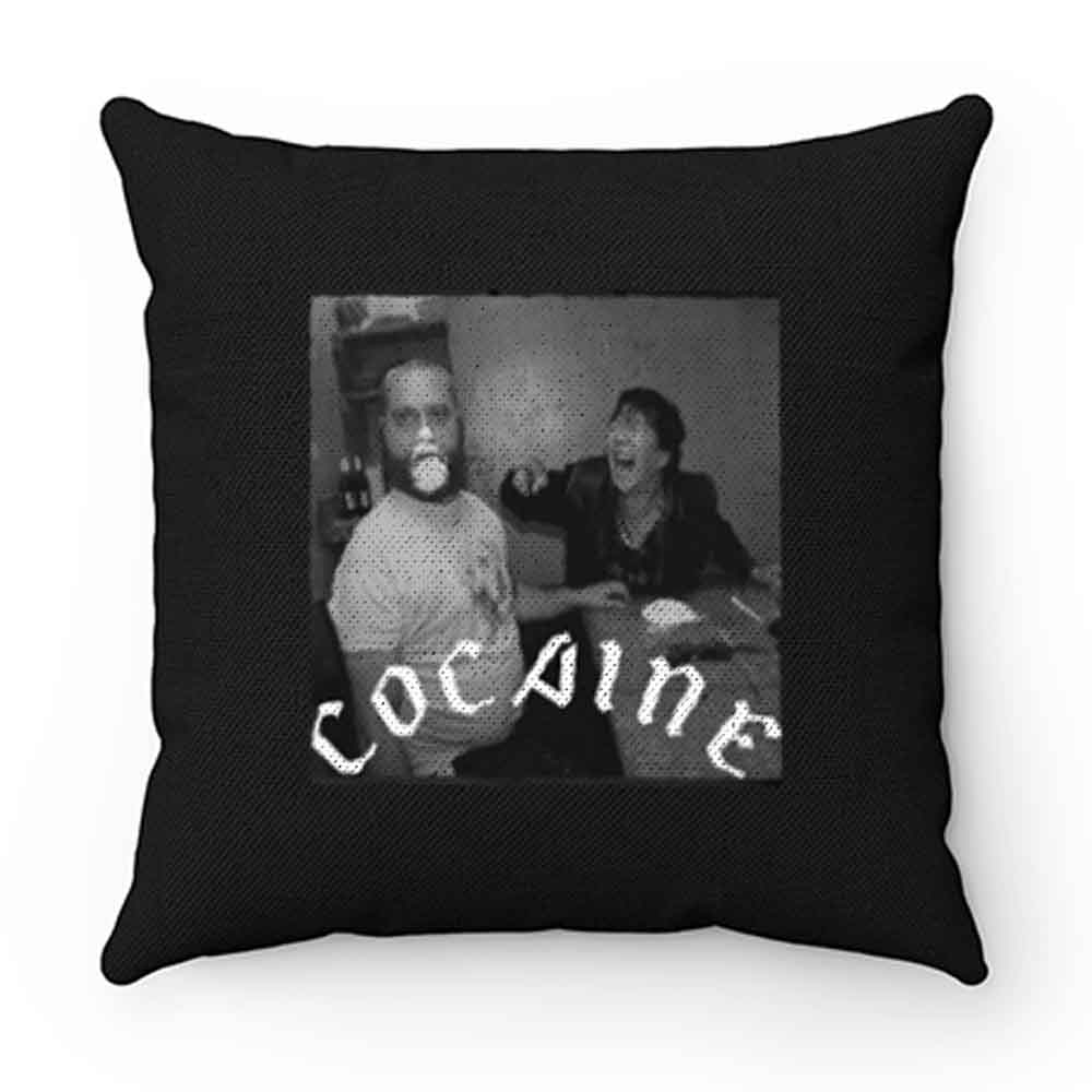 Cocaine Drug Smoke High Friends Funny Pillow Case Cover