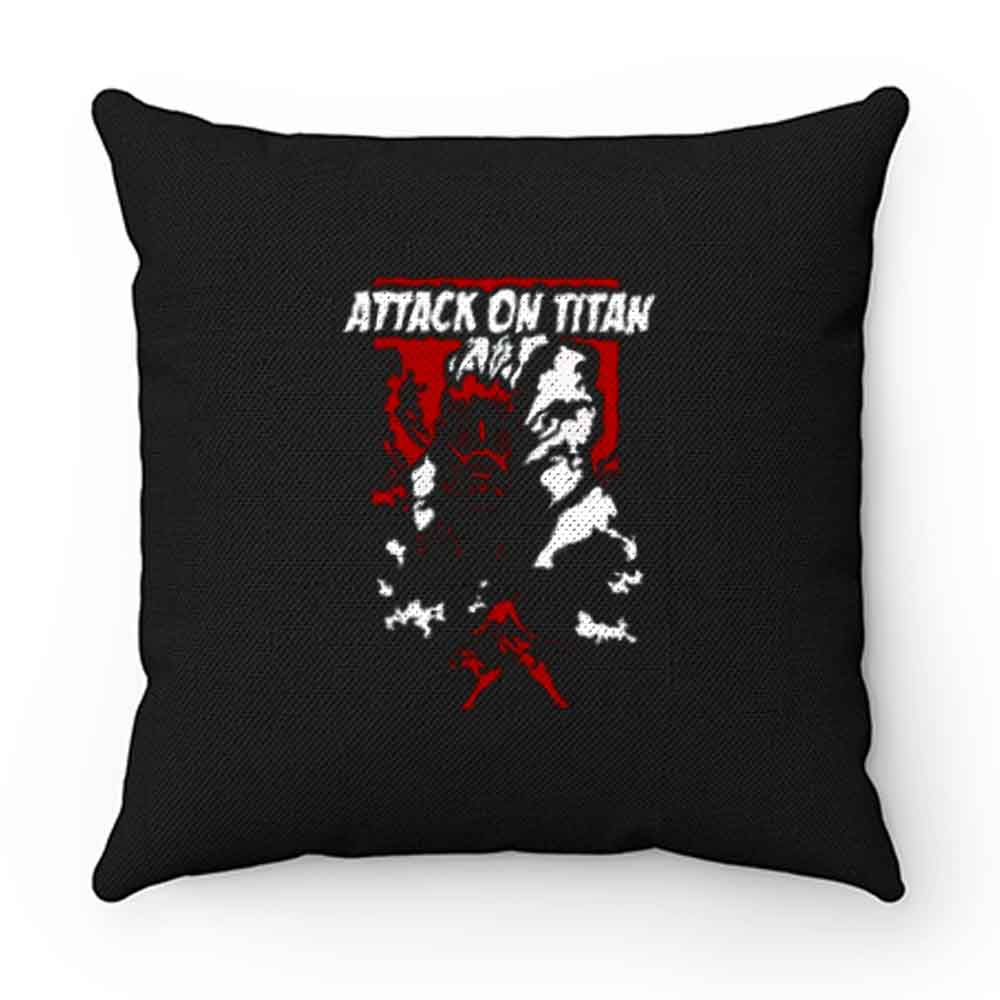 Colossal Titan Shingeki No Kyojin Attack On Titan Pillow Case Cover