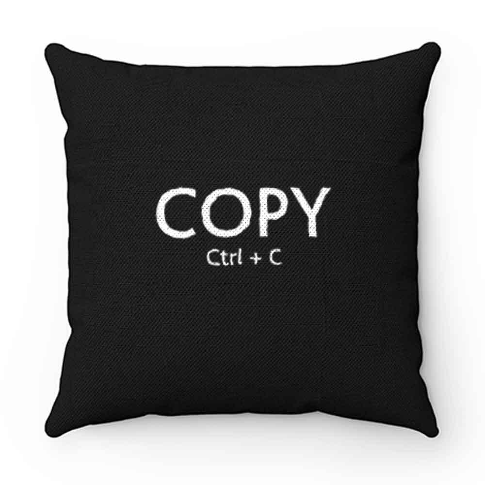 Copy Ctrl C Pillow Case Cover