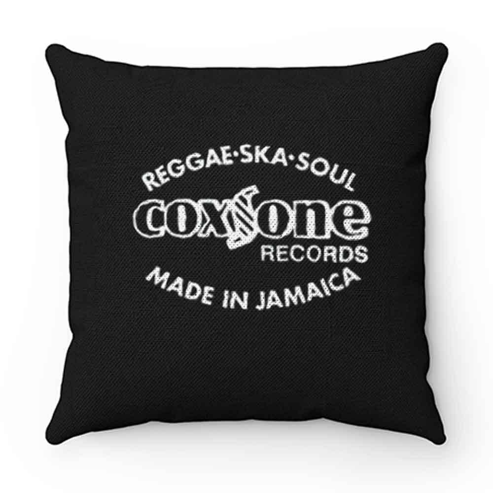 Coxsone Dodd retro dub ska roots music record Pillow Case Cover