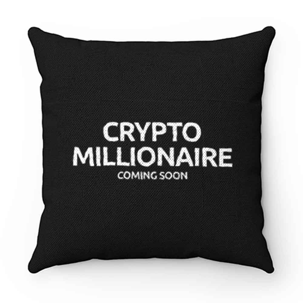 Cryptocurrency Crypto BTC Bitcoin Miner Ethereum Litecoin Ripple Pillow Case Cover
