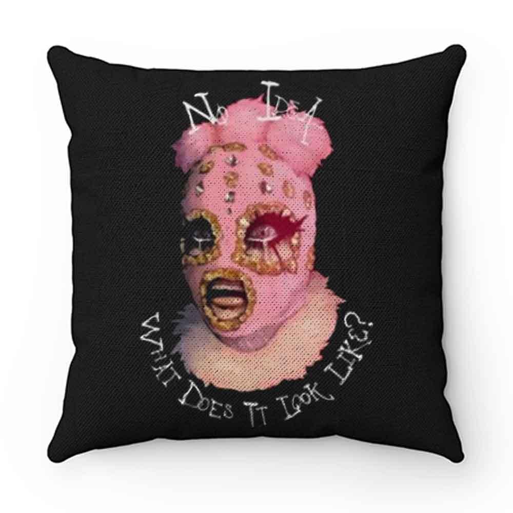 Crystal Facekini Pillow Case Cover