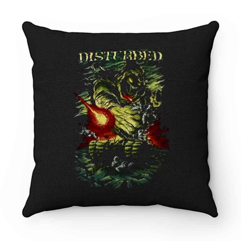 DISTURBED EVOLUTION Pillow Case Cover