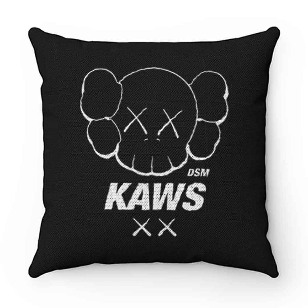 DSM x Kaws companion Pillow Case Cover