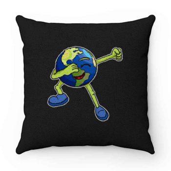 Dabbing Earth Pillow Case Cover