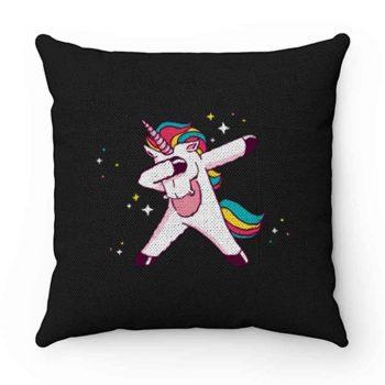Dabbing Unicorn Pillow Case Cover
