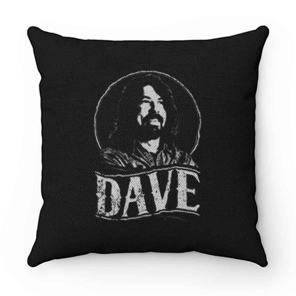 Dave Grohl Tribute American Rock Band Lead Singer Pillow Case Cover
