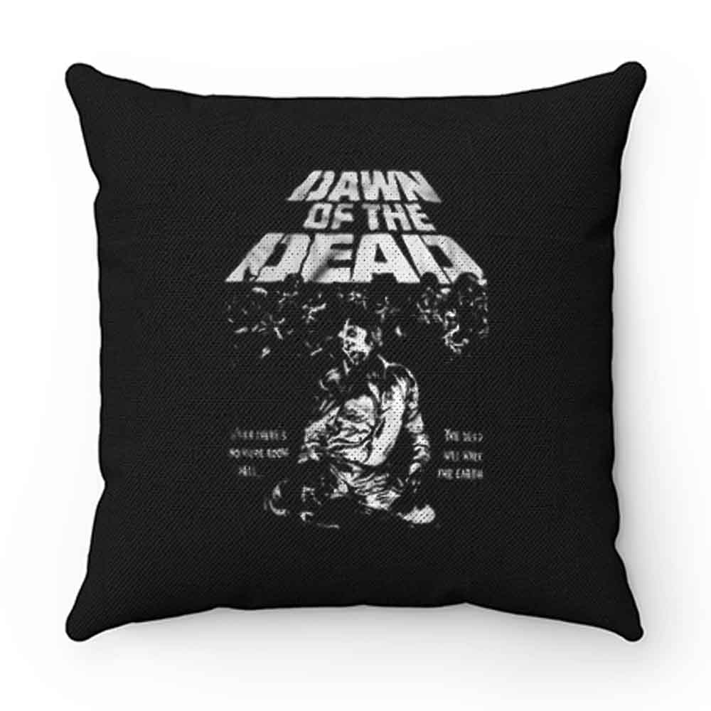 Dawn Of The Dead Pillow Case Cover