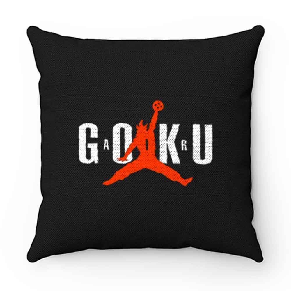 Dbz Goku Air Parody Pillow Case Cover