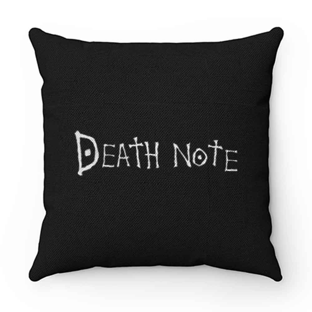 Death Note Pillow Case Cover