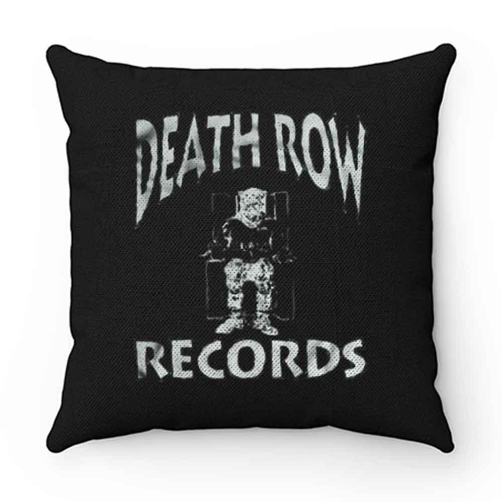 Death Row Rap Hip Hop Pillow Case Cover