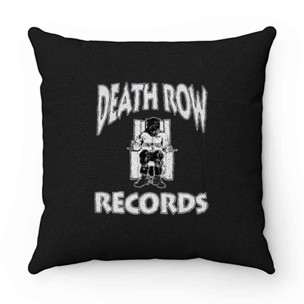 Death Row Records Tupac Dre Pillow Case Cover