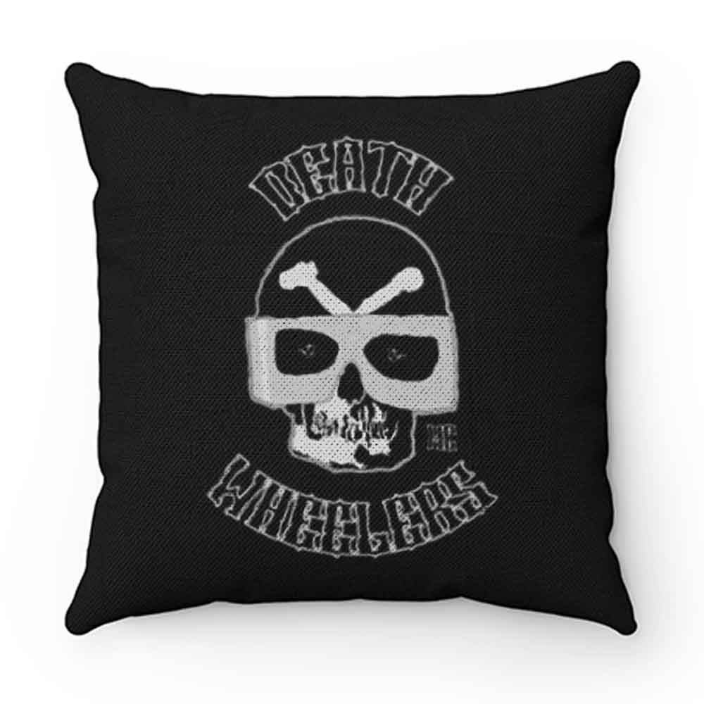Death Wellers Psychomania Pillow Case Cover