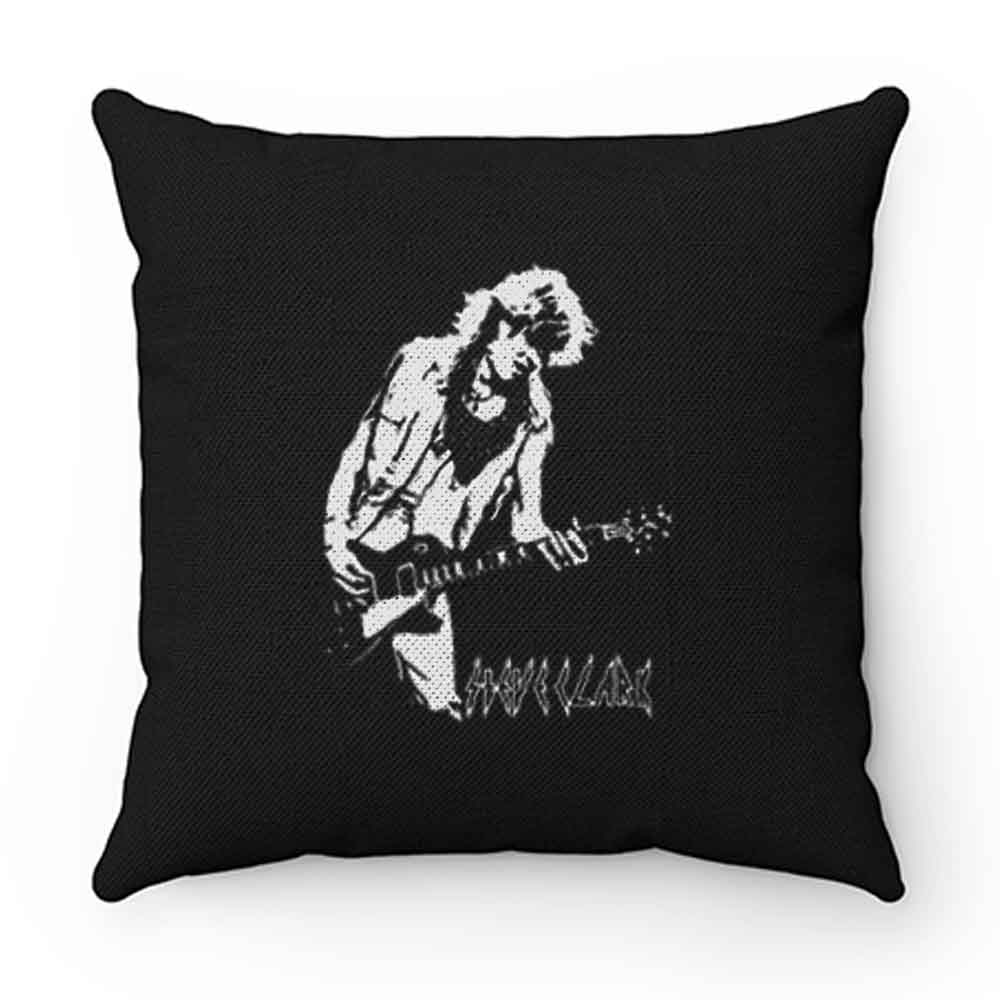 Def Leppard Band Steve Clark Pillow Case Cover
