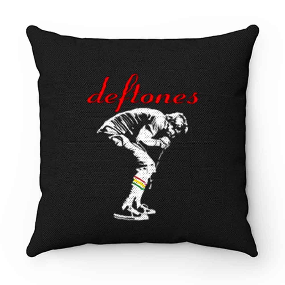 Deftones Vocal Music Pillow Case Cover