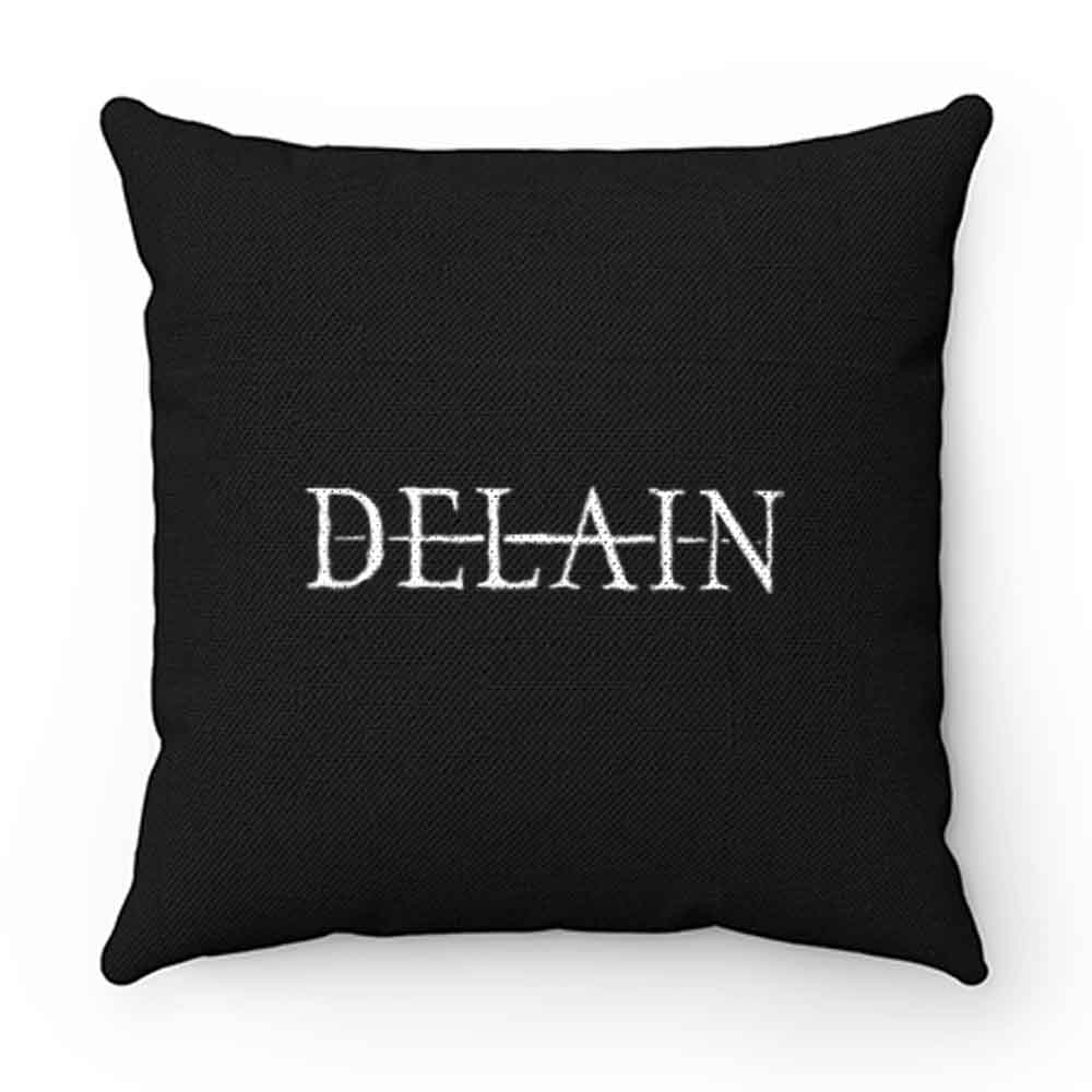 Delain Rock Metal Band Pillow Case Cover