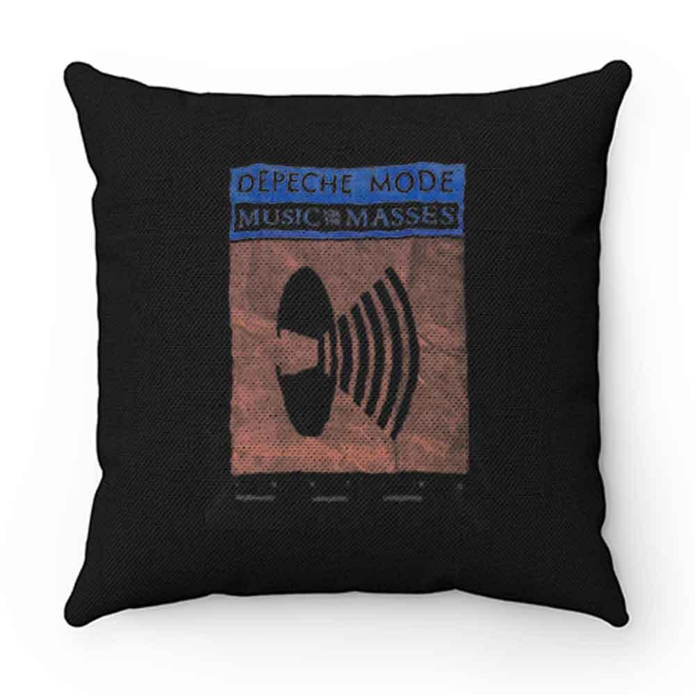 Depeche Mode Vintage Pillow Case Cover