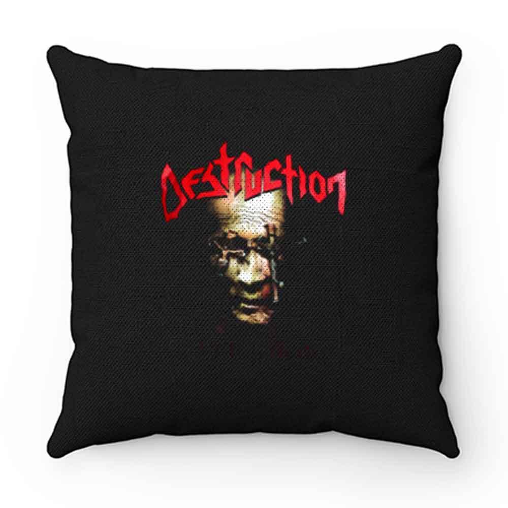 Destruction Pillow Case Cover