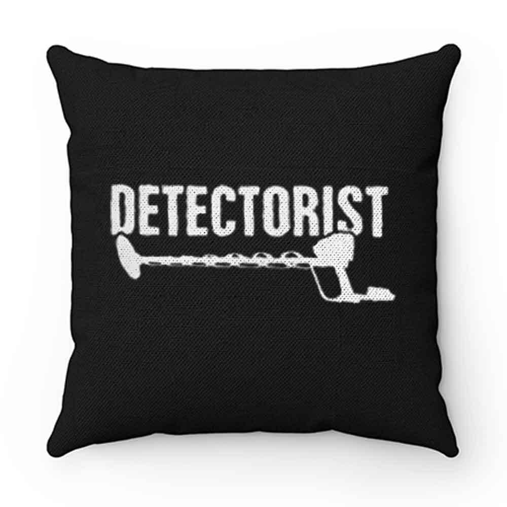 Detectorist Metal Detector Metal Detecting Pillow Case Cover