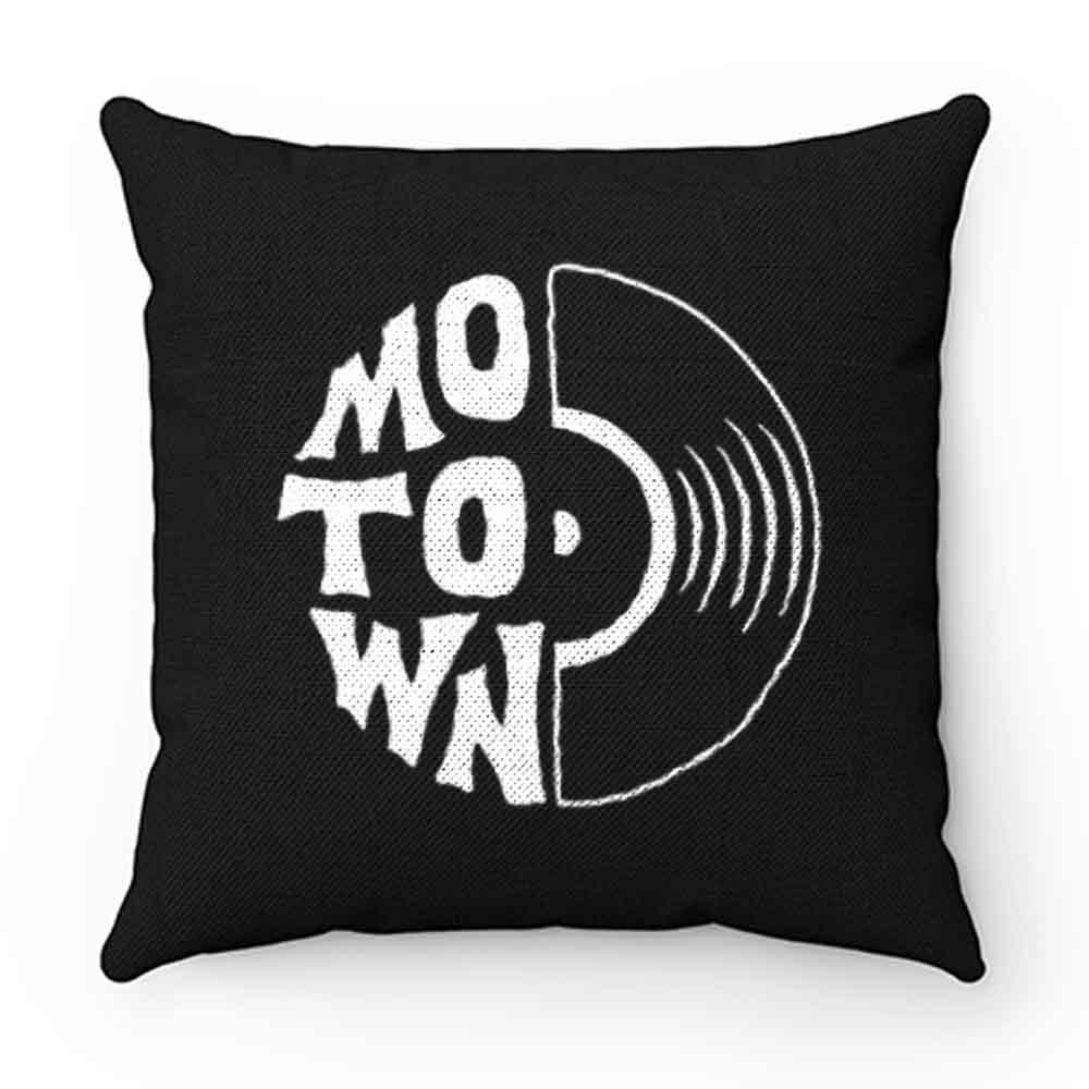 Detroit Motown Pillow Case Cover