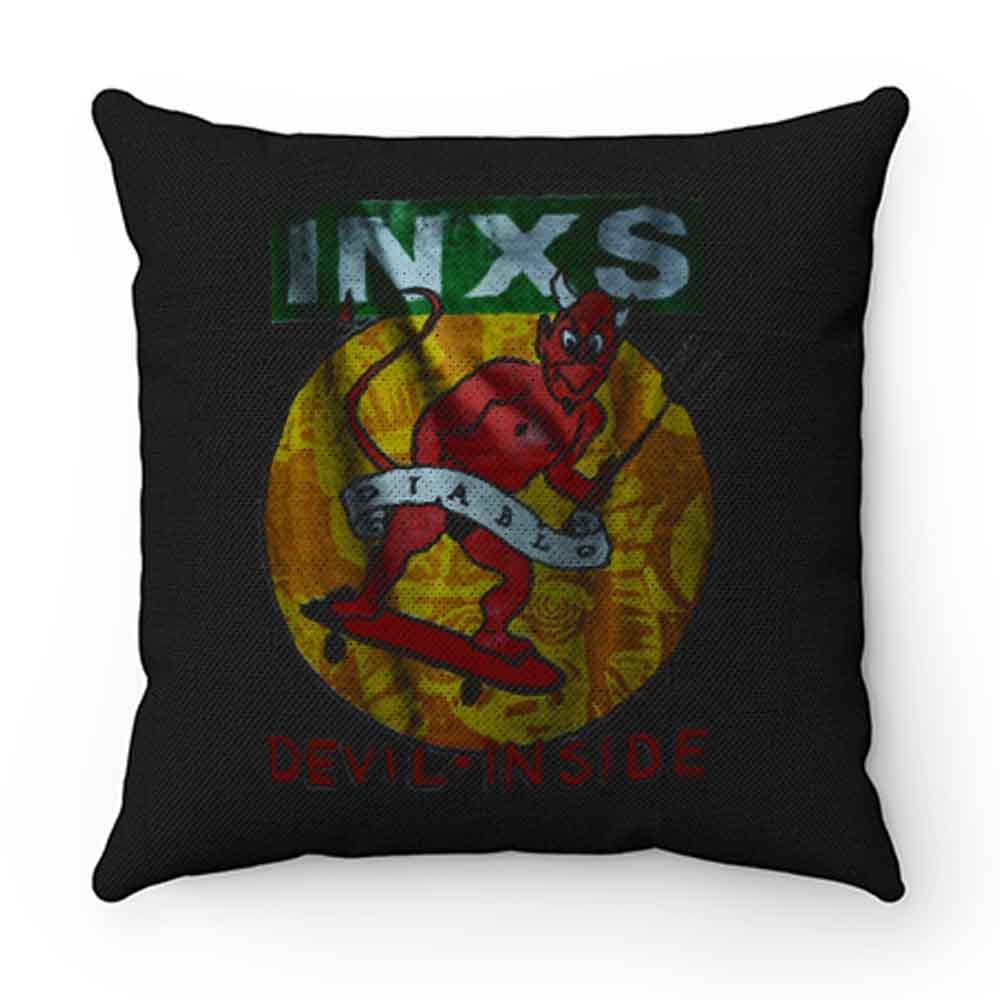 Devil Inside Inxs Pillow Case Cover