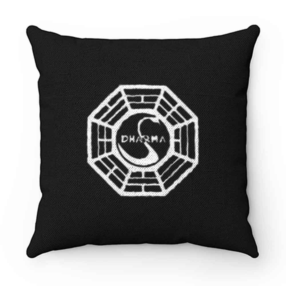 Dharma Initiative Pillow Case Cover