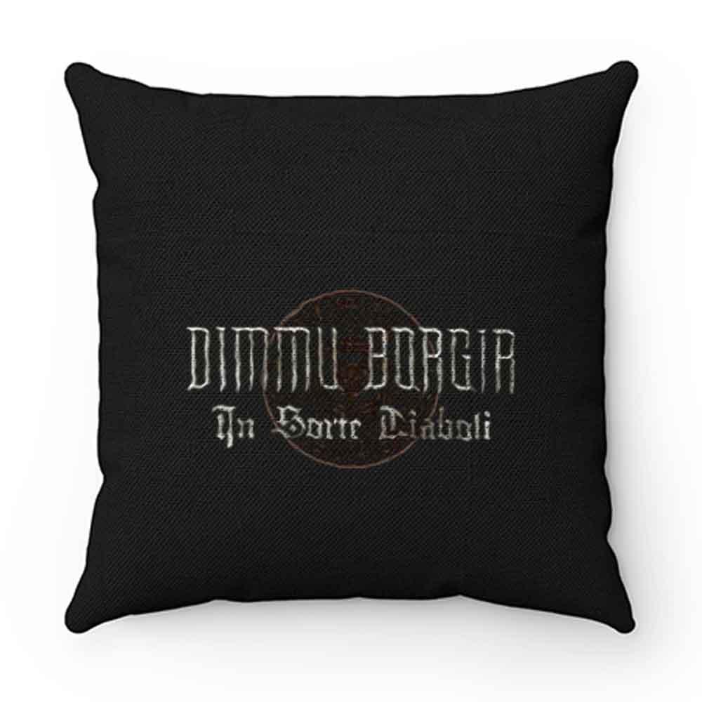 Dimmu Borgir Pillow Case Cover