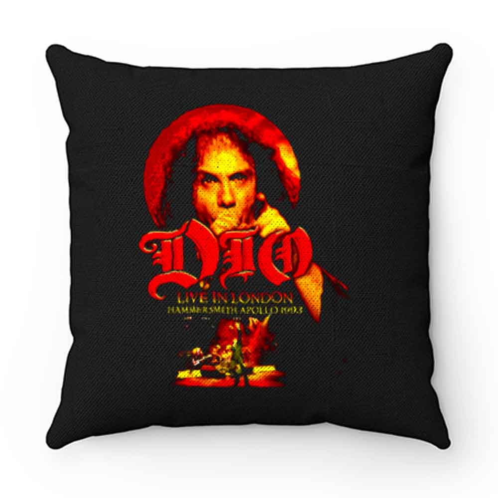 Dio Live in London Hammersmith Pillow Case Cover