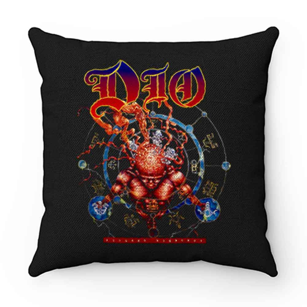 Dio Strange Highways Pillow Case Cover