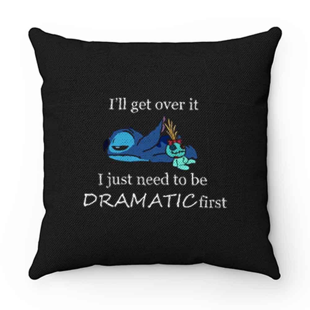 Disney Lilo and Stitch Dramatic Pillow Case Cover