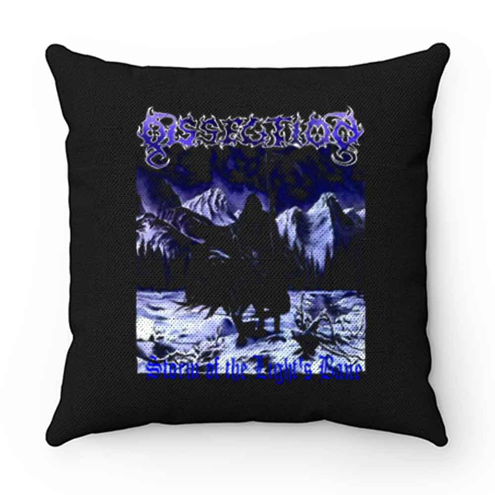 Dissection Storm Of The Lights1 Pillow Case Cover