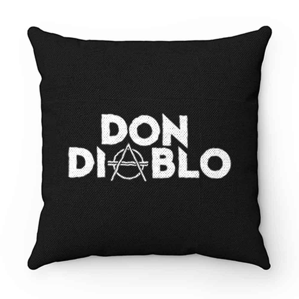 Don Diablo Pillow Case Cover