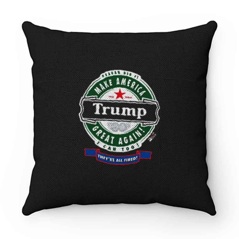Donald Trump Pillow Case Cover