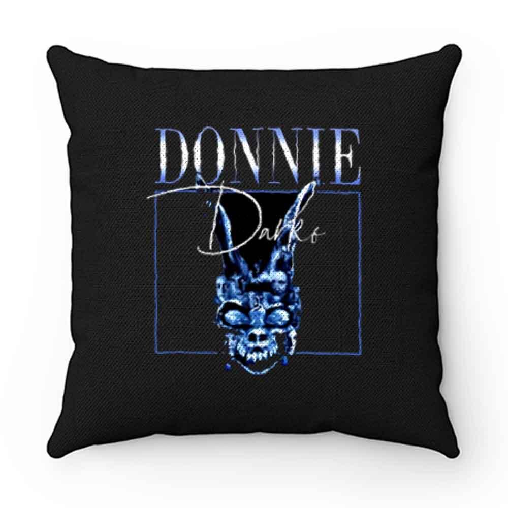 Donnie Darks Vintage 90s Retro Pillow Case Cover