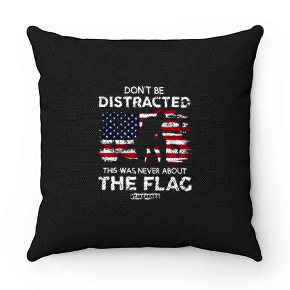 Dont Be Distracted Get Your Knee Pillow Case Cover