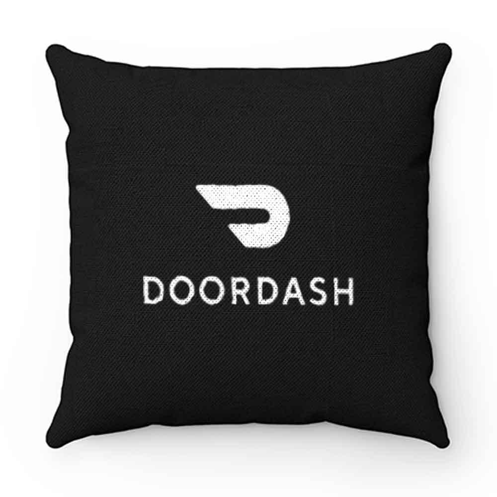 DoorDash Pillow Case Cover
