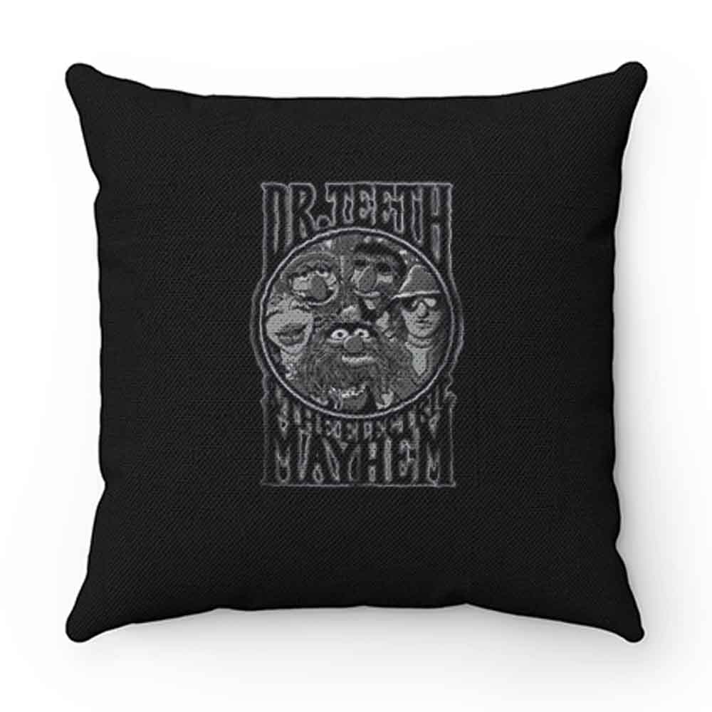 Dr Teeth Muppets Pillow Case Cover