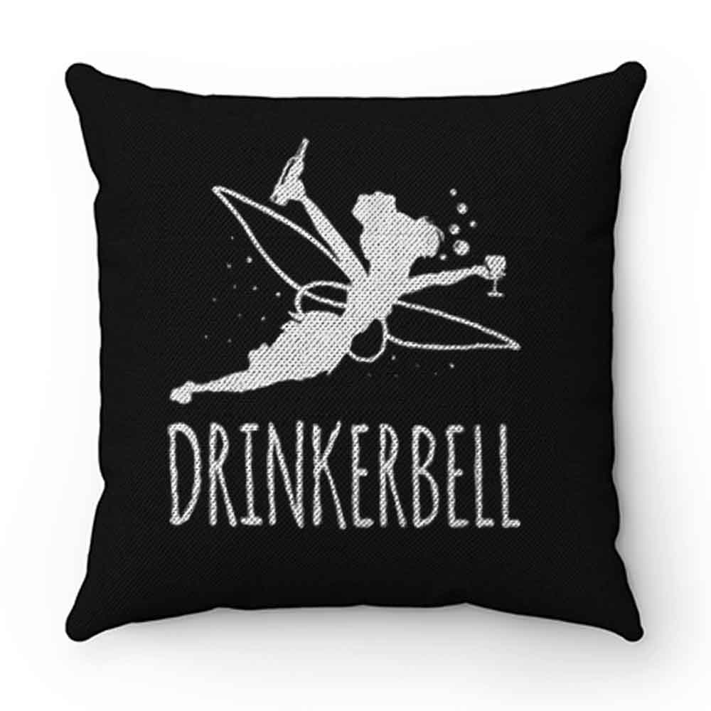 Drinkerbell Pillow Case Cover