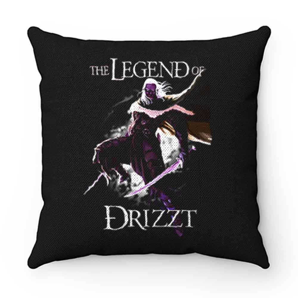 Drizzt DoUrden The Crystal Shard Forgotten Realms Salvatore Pillow Case Cover