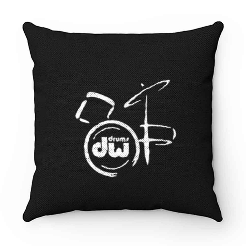 Drum Pillow Case Cover