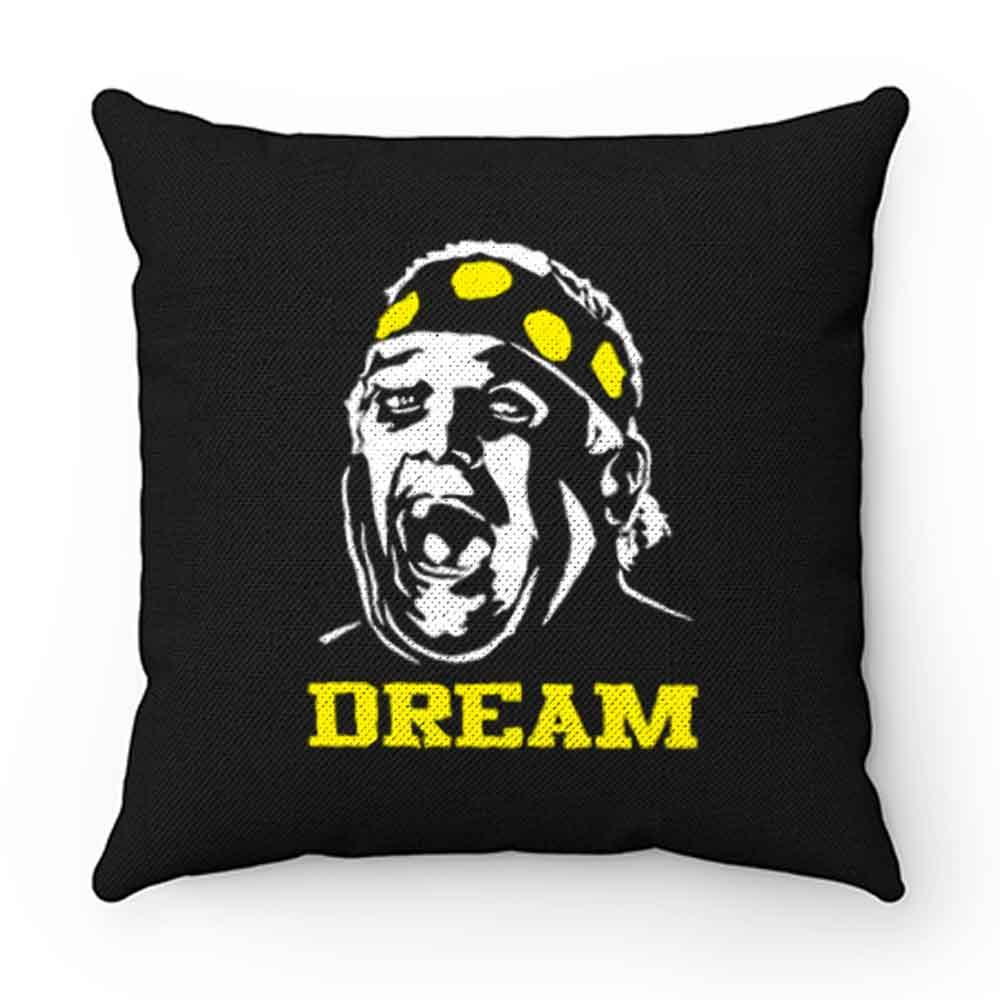 Dusty Rhodes Dream Wrestling Superstar Fight Fan Pillow Case Cover
