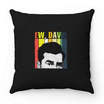 Ew David Vintage Pillow Case Cover