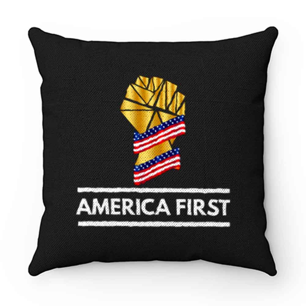 america first Pillow Case Cover